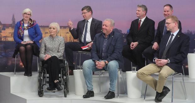 """Šlechtová musela kvůli Zemanovi za Babišem. """"Přímá volba vyvolává nenávist"""""""