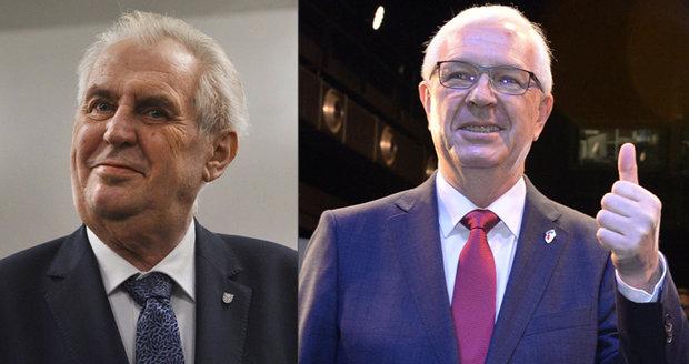Špína, debaty i migranti: Souboj Zeman vs. Drahoš rozhodne 13 klíčových otázek