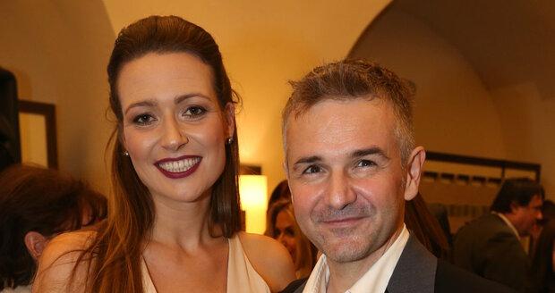 Martin Ditmar a Eva Čerešňáková