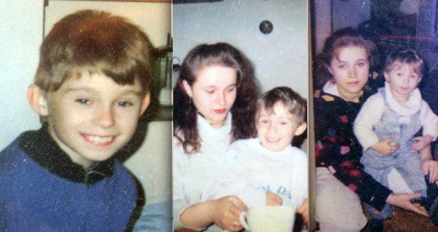 Před 20 lety zmizel Honzík Nejedlý: Jeho otec zemřel aniž by se dozvěděl, co se synovi stalo