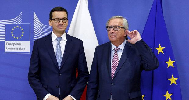 Poláci ženou elitní soudce do penze. Za justiční změny je žaluje Evropská komise