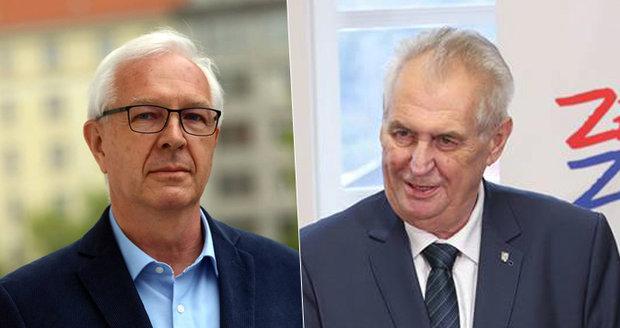 Duel Zeman vs. Drahoš: Další změna! Nejdřív nový moderátor, teď i místo