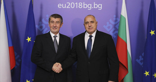 Položí ČEZ zase bulharskou vládu? Premiér Bojko Borisov se bojí a Babiš je v šoku