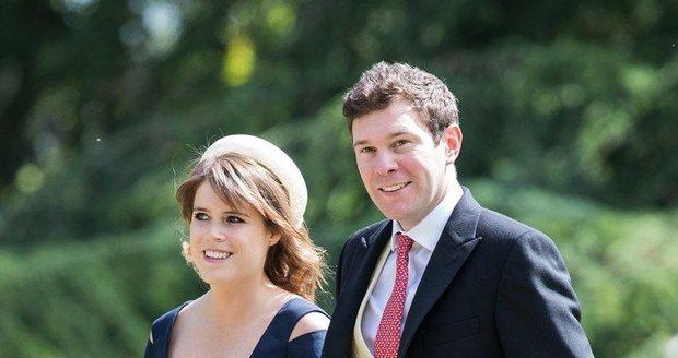 Princezna Eugenie se zasnoubila.