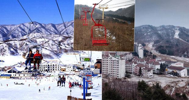 Jižní Korea a miliardy, jež požírá rez: Tohle je areál duchů!