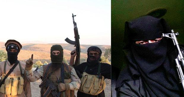Češka Kristýna se přidala k džihádistům: Cesta do Sýrie, svatba, válka, změna jména