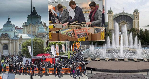 Co všechno letos zažijete na pražském Výstavišti?