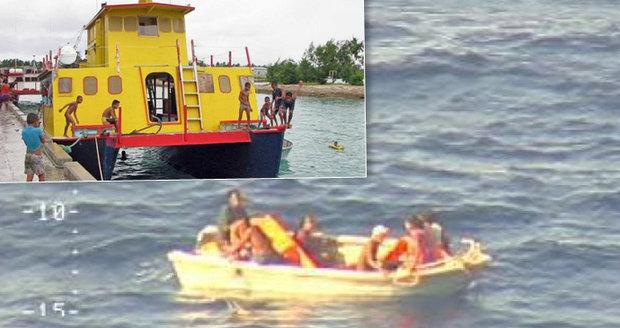 Pátrání po ztracené lodi pokračuje: Pohřešuje se stovka lidí, měli šanci přežít?