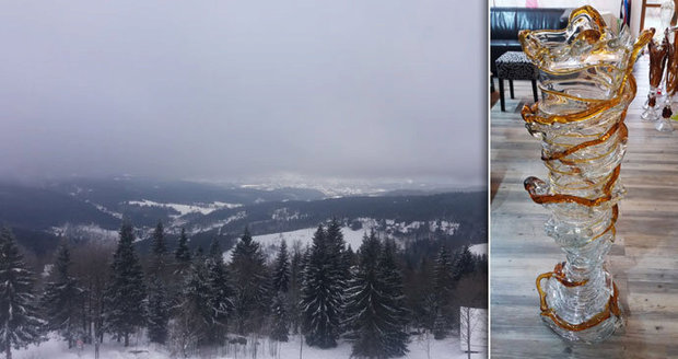 Liberecko a Jablonecko: Krajem skla a divokých hor
