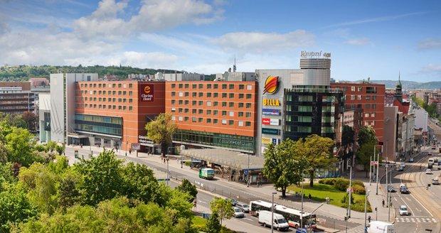 Nákupní centrum Fénix v pražských Vysočanech doznalo modernizace. (ilustrační foto)