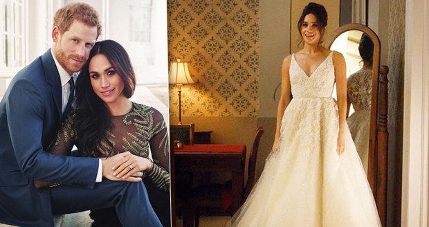 639e80106fb Nevěsta Meghan Markle v netradiční roli  Na svatbě s Harrym poruší dávnou  tradici!
