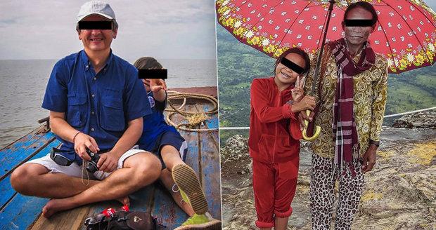 Čech vězněný v Kambodži za zneužívání dívky: Její bratr dostal auto od podezřelé neziskovky