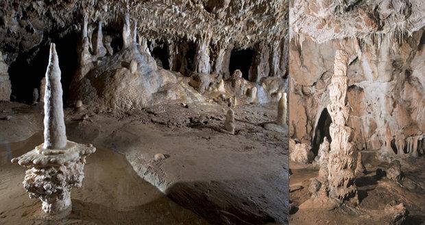 Sloupsko-šošůvské jeskyně: S baterkami do nitra země