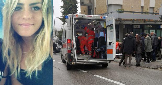 Pomsta za rozřezanou Pamelu (†18) v kufrech? Extremista začal střílet do uprchlíků