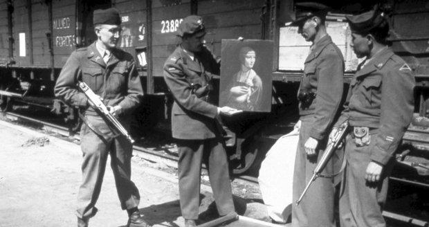 Část nacistického pokladu byla objevedna