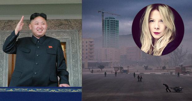 Zpověď Češky Niny: Můj život v zemi korejského diktátora.