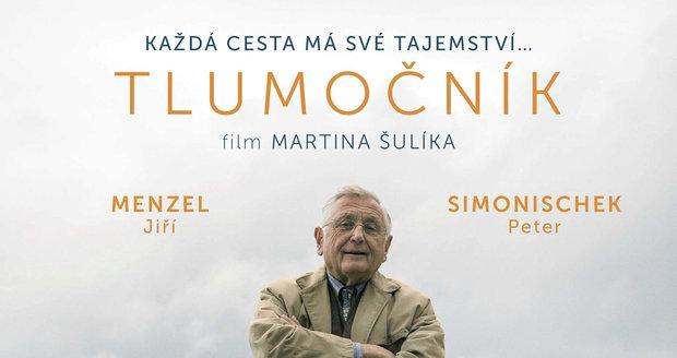 Jiří Menzel ve svém novém filmu Tlumočník