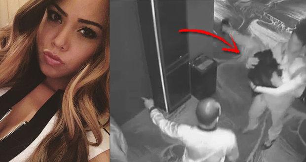Poslední okamžiky Ivany (†18), která spadla z 20. patra: Milionář ji držel v náručí před manželkou