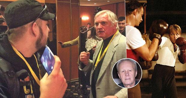 Smrt boxera (†73) ze Zemanova štábu zasáhla i režiséra Soukupa: Znal jsem ho z Pěstí ve tmě
