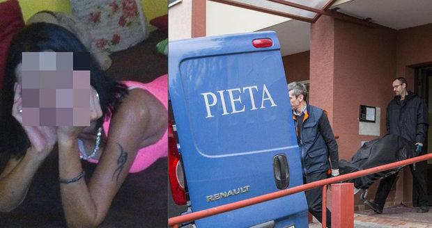 Vražda masérky Renaty (†44): Našli ji mrtvou se staženými kalhotkami! Policie má podezřelého