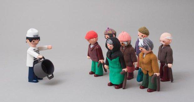 Ve Kbelích se pravděpodobně opět vyskytují  takzvaní šmejdi, kteří využívají důvěřivosti především seniorů. (ilustrační foto)