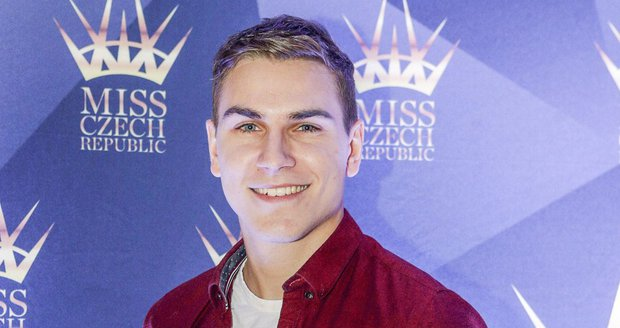 David bude moderovat castingy na Miss Czech Republic