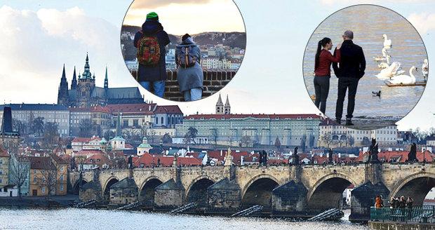 Která jsou ta nejromantičtější místa v Praze?