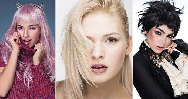 Hit letošního roku! Slaďte barvu obočí se svými vlasy.