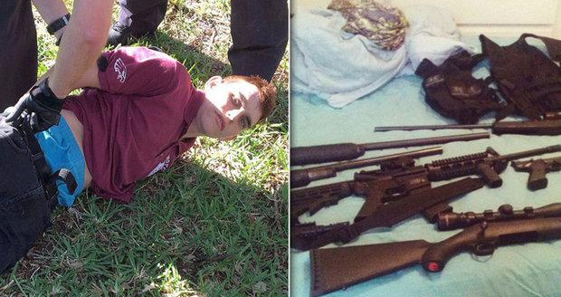 Střelec z Floridy hrozil masakrem už loni na YouTube, FBI o tom věděla