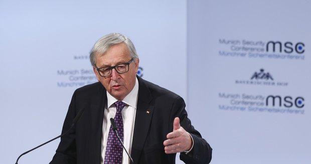 Juncker volá po akčnějším Bruselu. Češi by mohli skončit na vedlejší koleji