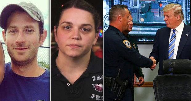 Trenér, školník i policista. Masakr ve škole na Floridě zrodil nové hrdiny