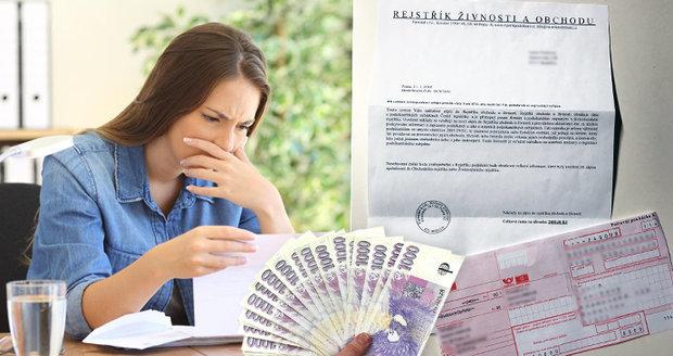 """Podvodníci z podnikatelů """"tahají"""" desetitisíce za nefunkční rejstřík. Nechybí ani výhrůžky"""