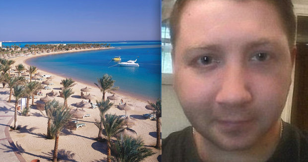 Turista (†39) zemřel na dovolené v Egyptě. Rodina neměla peníze na doktory