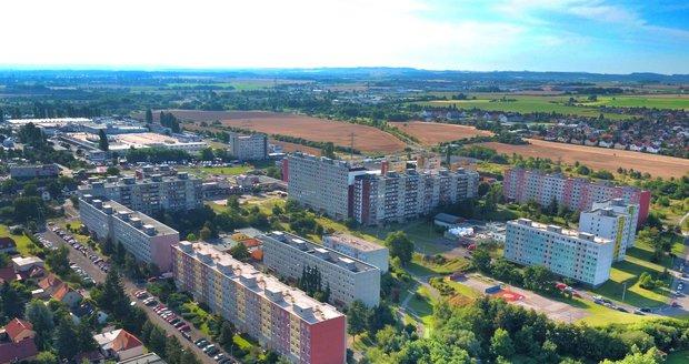 Libušská ulice v Písnici projde rekonstrukcí.