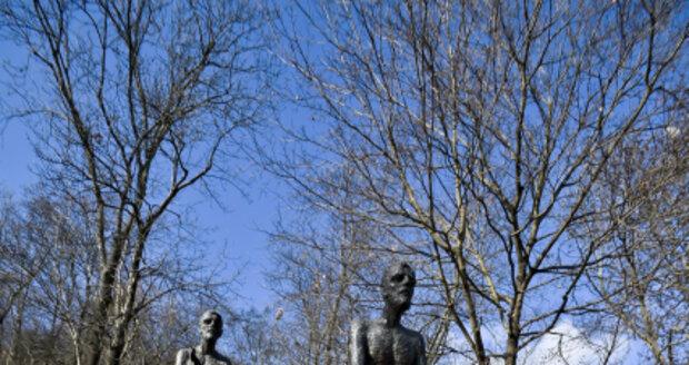 Na Újezdu proběhla připomínka obětí komunistického režimu.
