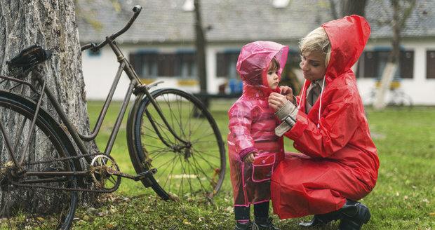 V neděli nezapomeňte deštník. Příjemné teploty ale zůstanou.