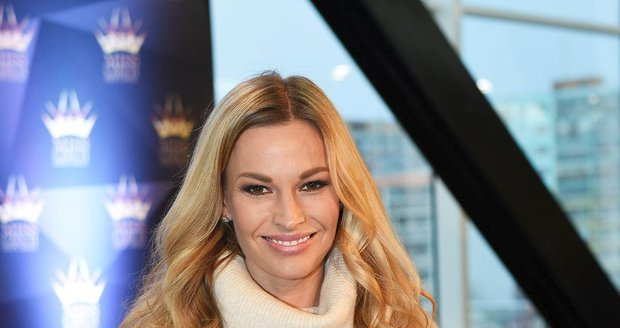 Petra Svoboda na castingu Miss Czech Republic