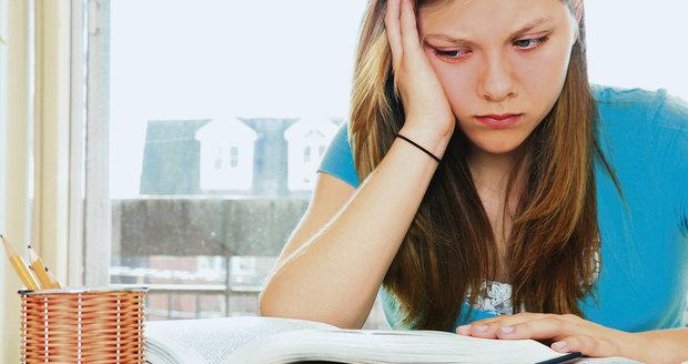 Některé školy přijímají studenty jen na základě dobrého prospěchu z 8. a 9. třídy.
