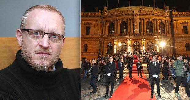 Režisér Českého lva Michael Čech (50): Rudolfinum je pro režiséra peklo!