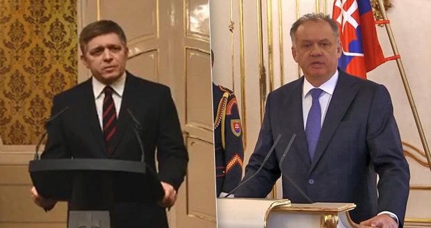 Fico po vraždě Kuciaka udeřil na Kisku: Lyžovačka, Soros a destrukce státu
