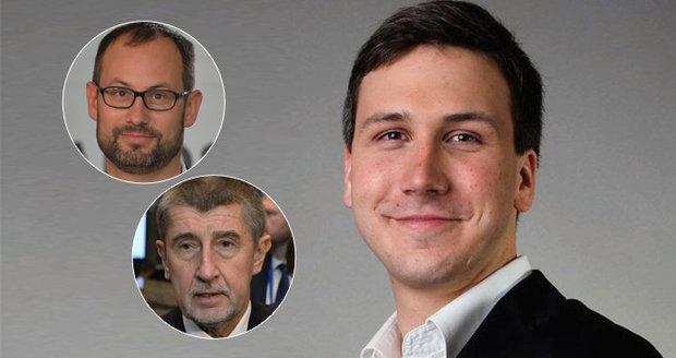 Babiš kádruje na úřadech lidi z ČSSD, udeřilo mládí strany. Šéf ANO: Lež