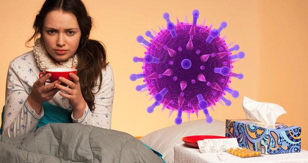 Chřipková epidemie neustupuje