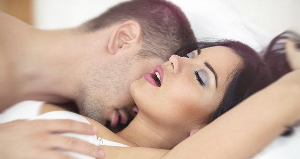Erotický velký penis sex