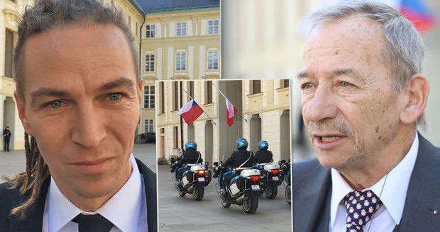 Perličky z inaugurace: Bartoš bez pozvánky, Kubera s prasaty a Hamáček s konvojem