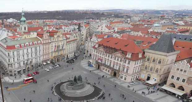 Na Staroměstském náměstí se budou konat Dny Vídně.