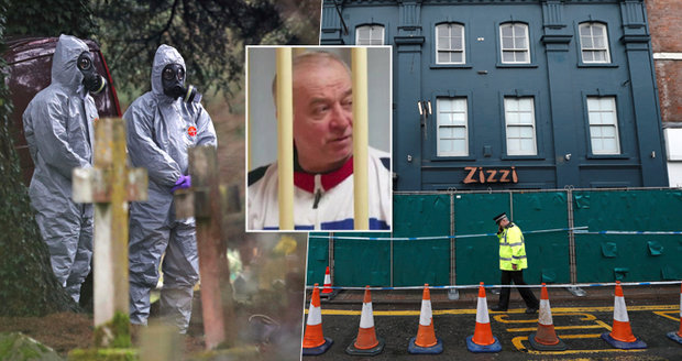 Exšpion nemá šanci se uzdravit, míní tvůrce látky, která Rusa v Anglii zřejmě zasáhla