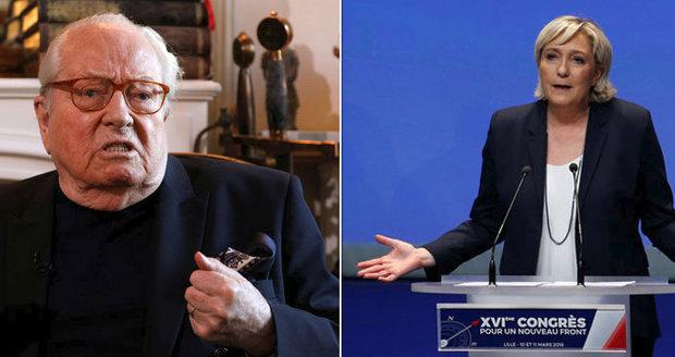Le Penová uhájila vedení Národní fronty. Jejímu otci sebrali čestnou funkci