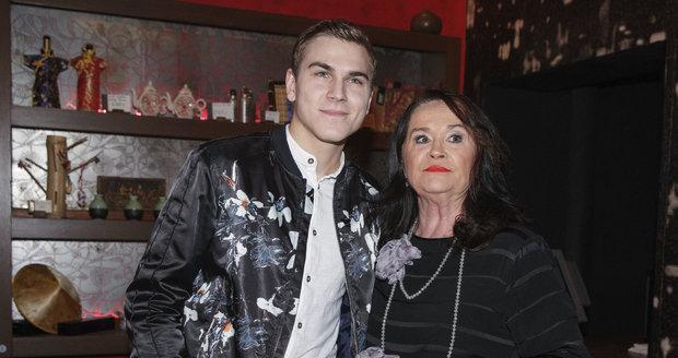 Hana Gregorová s Davidem Gránským