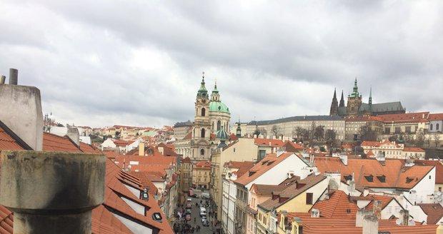 Praha 1 za loňský rok hospodařila s přebytkem bezmála 15 milionů korun. (ilustrační foto)