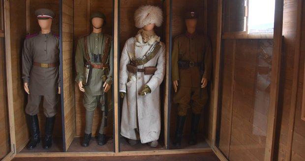 Na legionáře a jejich neocenitelnou úlohu mysleli v Praze 22. Uskutečnili na jejich počest hned 3 výstavy. (ilustrační foto)